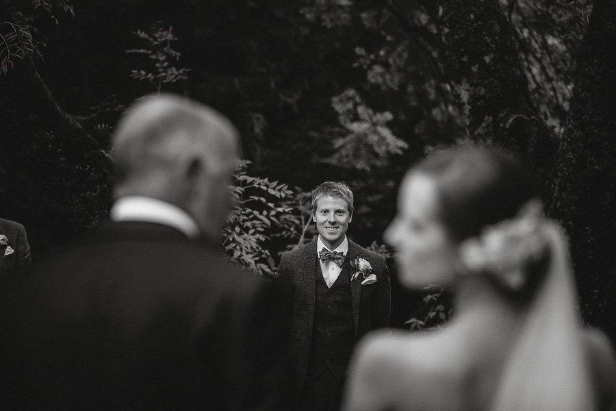 Unique Angles On Wedding Photography